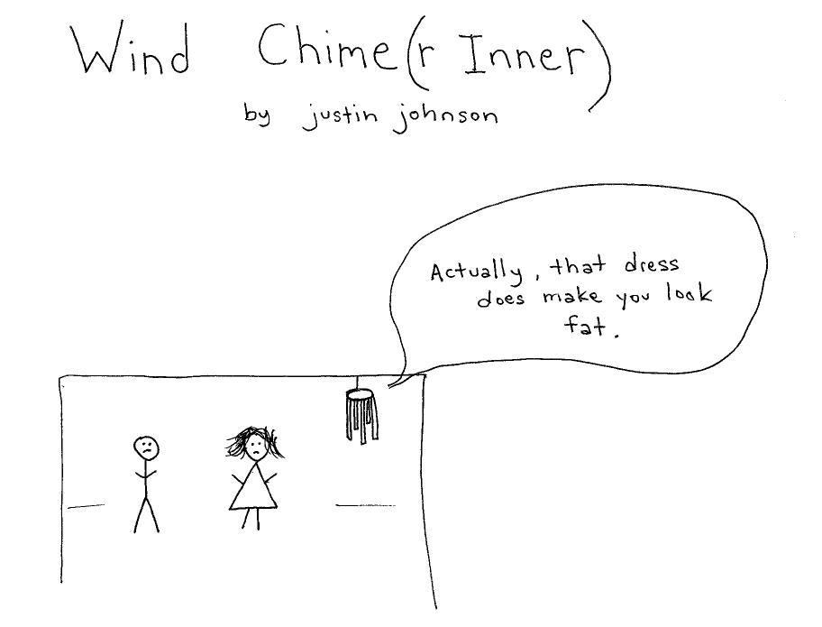 New Cartoon by Justin J. Johnson