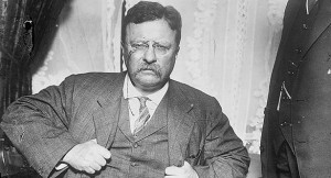 """Teddy Roosevelt """"The Man with the Muck-rake"""""""