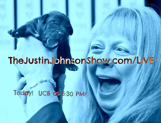 TheJustinJohnsonShow.com/LIVE!