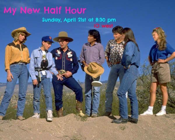 Hey Dude! - My New Half Hour - Justin J. Johnson