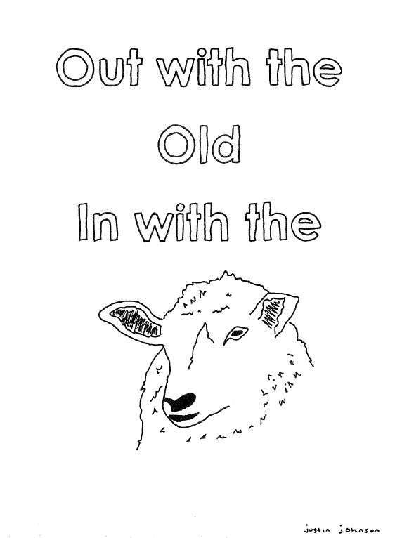 Out With The Old, In With The Ewe