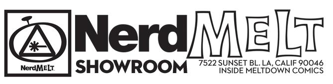 NerdMelt Showroom