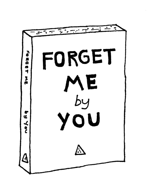 forget me by you book