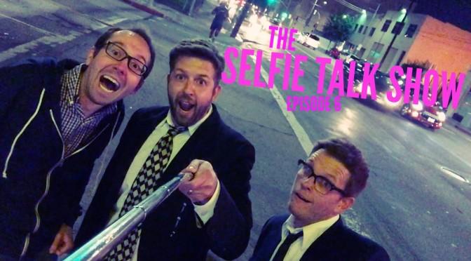 Selfie Talk Show – Gwyneth Paltrow, Redbox's New Series, and Historian Greg Castle!