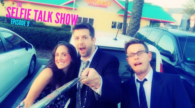 Episode 9 – The Selfie Talk Show – ABC's Revenge, Baby Instagram's, and Sarah Klein!