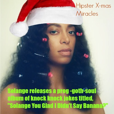 Solange You Glad - Christmas
